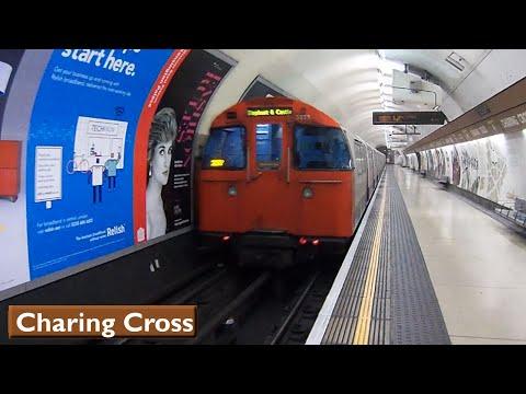 London Underground : Charing Cross | Bakerloo line ( 1972 Tube Stock )
