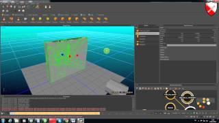 Realflow -Урок-5  разрушение объектов