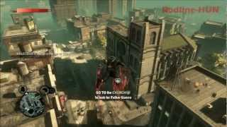 Prototype 2 - Gameplay /FullHD, Max Settings/ (HUN)