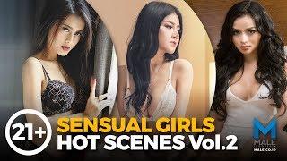 Vol.2, 21+ Nadzila, Silsilia, Sissy Raline SENSUAL GIRLS HOT SCENES - Male Indonesia