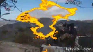 Сирия 2016  Syria  новое видео боев в Сирии против ИГИЛ 8 01 2016