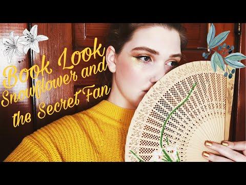 Book Look: Snowflower And The Secret Fan
