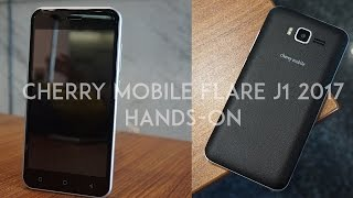 Cherry Mobile Flare J1 2017 Hands-On
