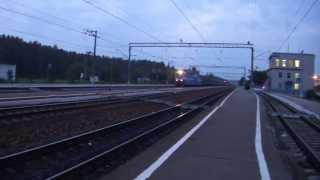 Скачать Скорый поезд 47 Молдова Москва Кишинев Поезд из Москвы Калуга 2 The Train Moscow Kishinev