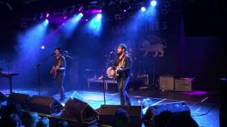 Augustines :: NOTHING TO LOSE BUT YOUR HEAD :: München 2016
