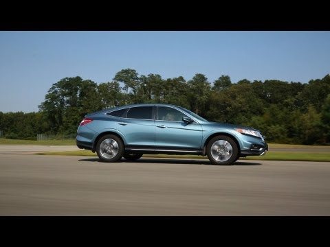 2013 Honda Crosstour quick take | Consumer Reports