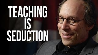 ALL TEACHING IS SEDUCTION - Lawrence Krauss on London Real