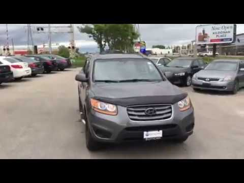 2010 Hyundai Santa Fe GL. CLEAN TITLE! LOW KM! AUTO-START! MB LOCAL!