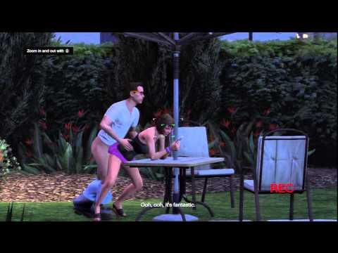 61 Grand Theft Auto V Walkthrough HD PS3 (Franklin Paparazzi Anal Virgin)
