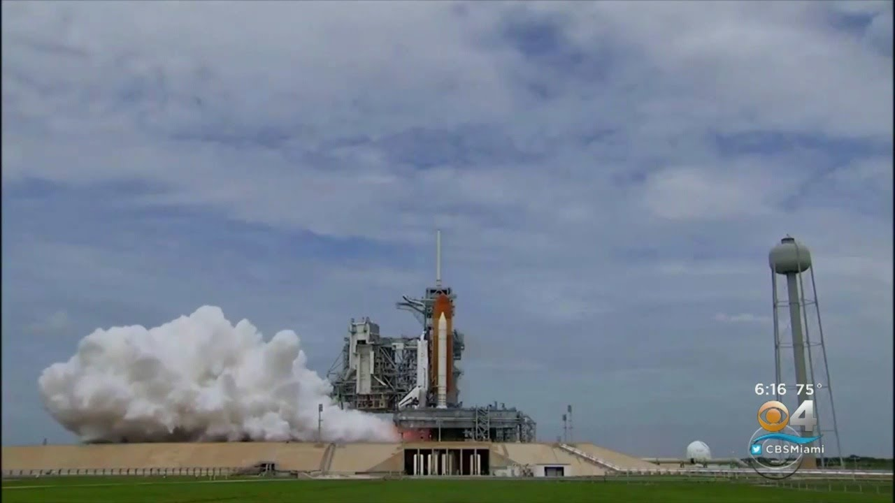 Historic Space Launch Just A Couple Days Away - CBS Miami