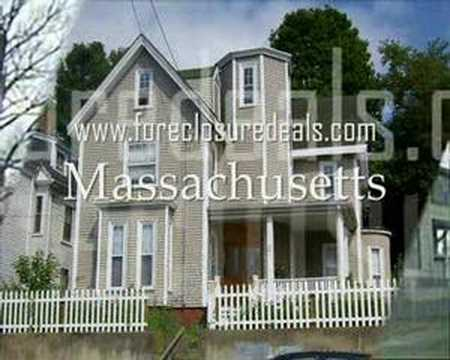 Massachusetts Foreclosure Homes - MA