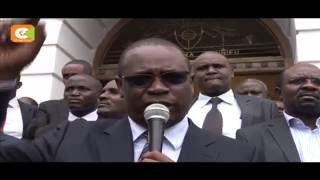 Opening of new Nairobi County Assembly deferred over political rivalry