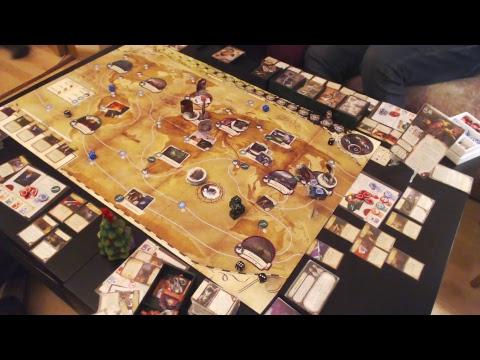 [33] Древний Ужас - Eldritch Horror