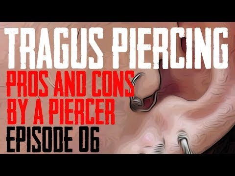 Tragus Piercing Pros and Cons **2021 Tragus Piercing