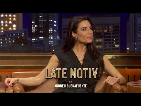 "LATE MOTIV - Pilar Rubio. ""24 horas no es suficiente"" 