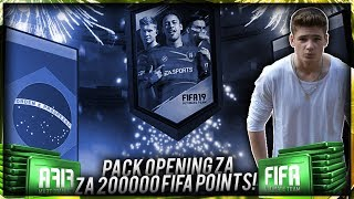 🔴FIFA 19 TOTY- Mbappe Trafiony!!!! PACK OPENING + DIVISION RIVALS!!!