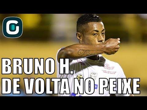 Programa Completo (07/02/18) Bruno Henrique Já Deve Voltar A Jogar No Santos