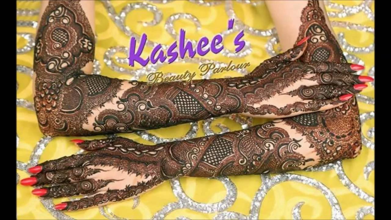Bridal Mehndi Kashee S : Kashee s mehndi designv hd youtube