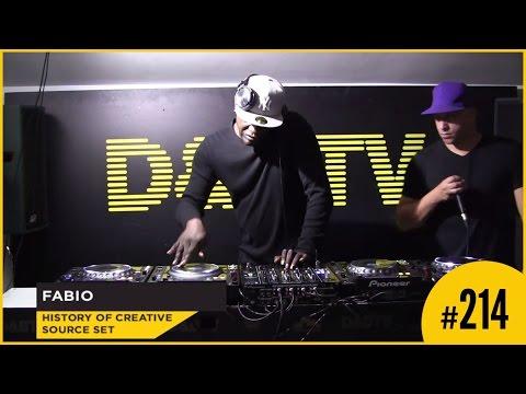 D&BTV Live #214 The Prototypes present Odyssey - Fabio