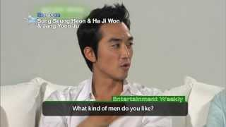 Actor Song Seung Hun accepts Park Na Rae's blind date request