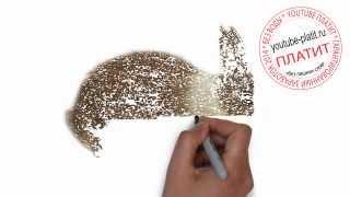 Нарисованные карандашом животные  Как нарисовать поэтапно и быстро кролика(Нарисованные карандашом животные выглядят не просто реалистично. Животные будто сошли на бумагу прямо..., 2014-07-22T04:18:42.000Z)