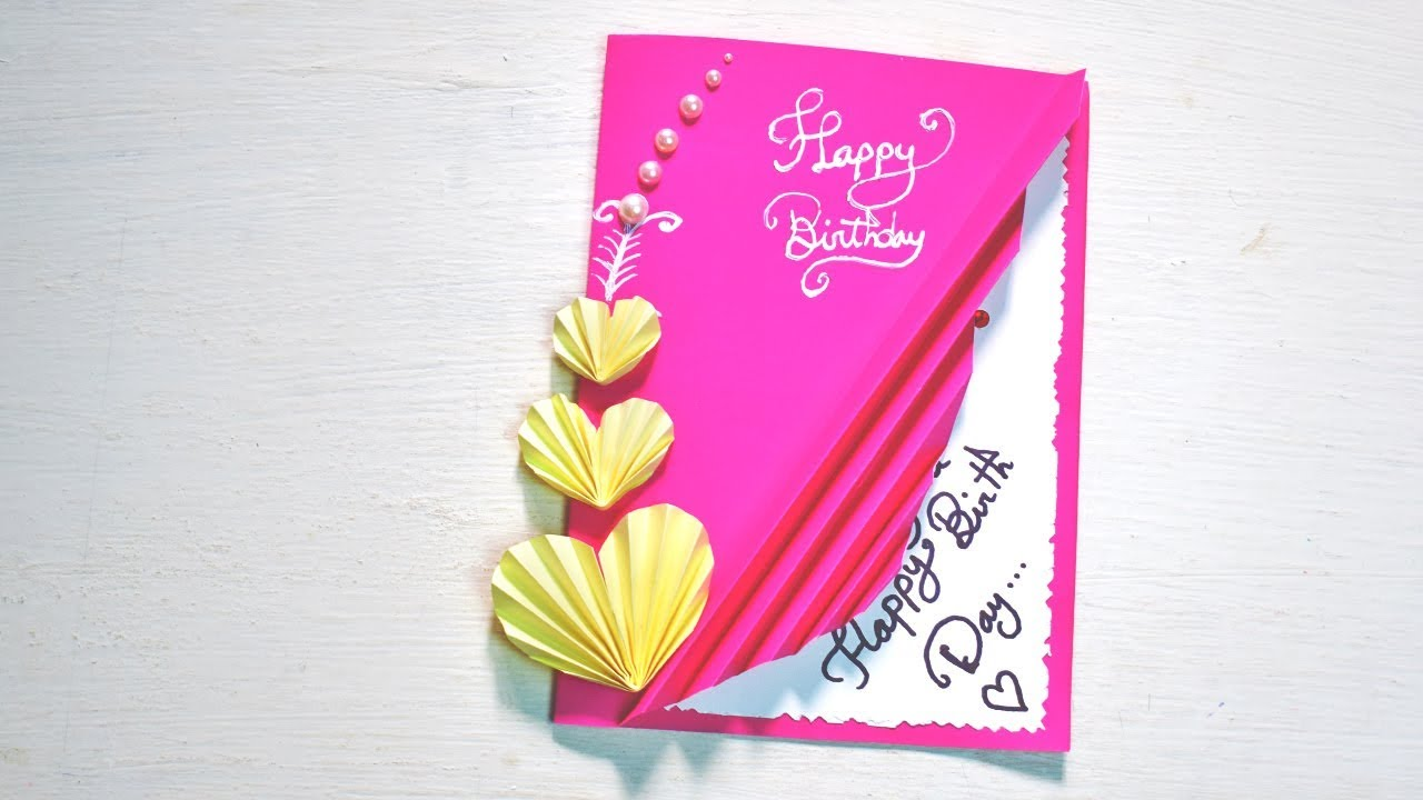 How To Make Eid Card Diy Eid Card Make Beautiful Eid Card Youtube