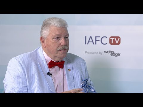 Chief Sinclair's proudest moments as IAFC president