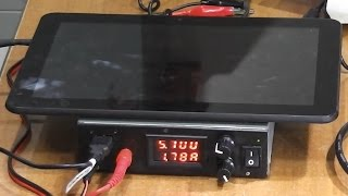 Zaryadlangan bo'lishi mumkin emas. Jadvalning PMP7100D3G Duo Prestigio. Ta'mirlash kuch qurilmasi