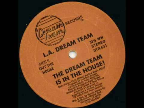 L.A. Dream Team - The Dream Team Is In The House (Acapella)