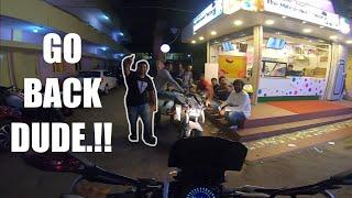 HE TOLD ME TO GO BACK.!!! SUPERBIKE CREW BANGALORE | EP -6 | VINOIRONMAN | BENGALURU BIKER