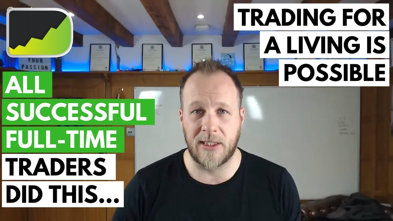 Can i make a living forex trading