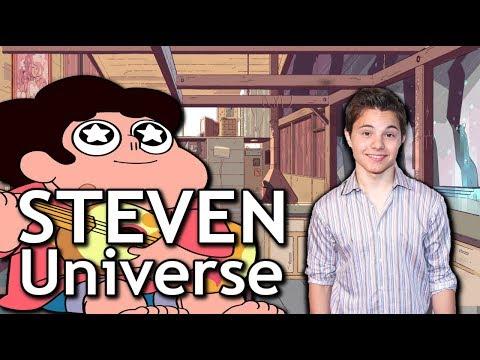 Inside  with Zach Callison Voice of Steven Universe