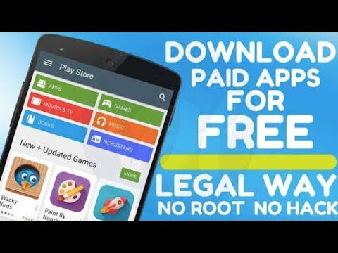 How to download paid apps for free on android phone