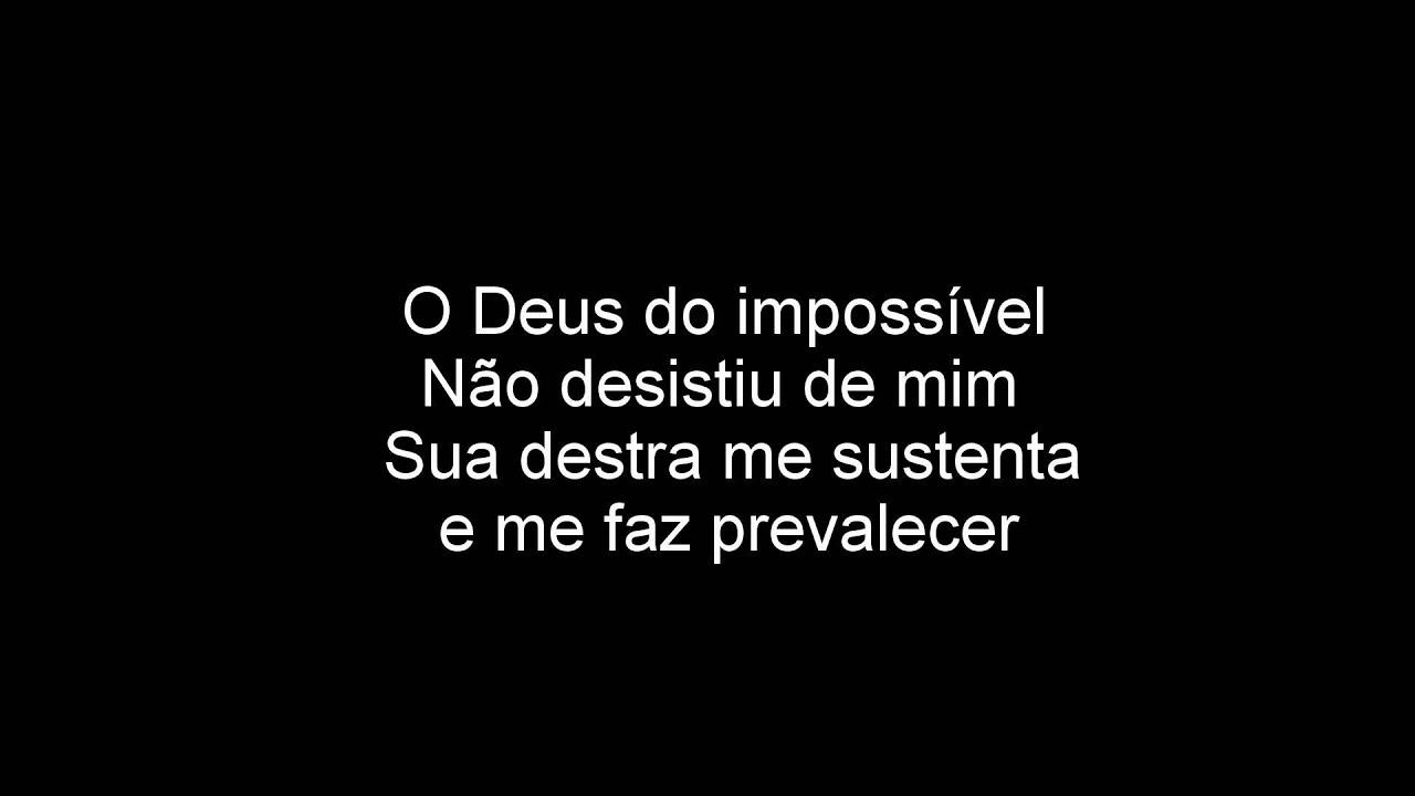 DO DEUS ALTAR TOQUE BAIXAR IMPOSSIVEL O CD NO