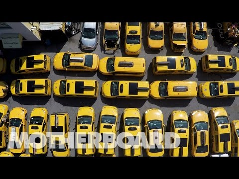 Is Uber Killing the Yellow Taxi in New York City?