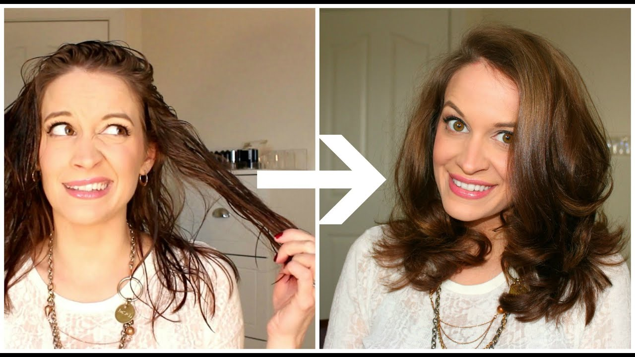 How To Use Hot Rollers Hair Tutorial YouTube