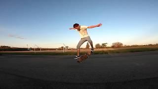 Ryutaro先生 BS180Kickflip thumbnail