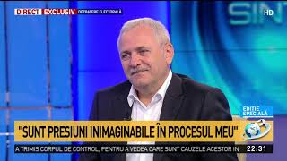 Liviu Dragnea: Dacă judecătorii rezistă la presiuni, nu poate exista decât o soluție de achitar