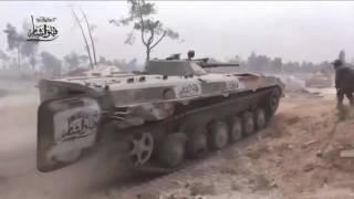 المعارضة السورية المسلحة تتقدم بحلب