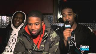 House of Blues - Fuse News - A$AP Ferg Interview at Irving Plaza ​​​ | House of Blues