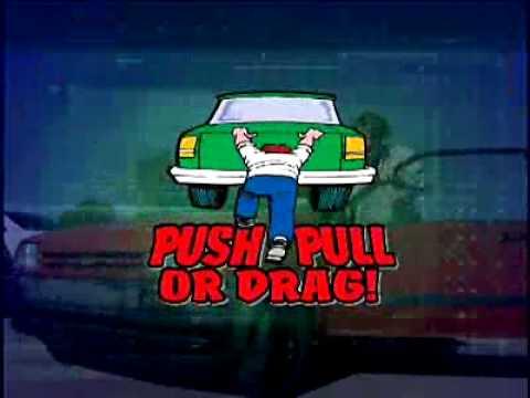 Push Pull Or Drag Sales Event Car Dealer Tv Ad