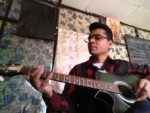 Jayostute song of swarantravir Savarkar on guitar