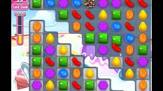 Candy Crush Saga - Level 617 - No Boosters