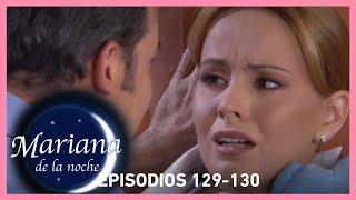 Mariana de la noche: Atilio confiesa a Mariana que siempre la ha amado como mujer | Escena C129-130