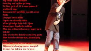 Tofan bashash - krig (MED TEKST)
