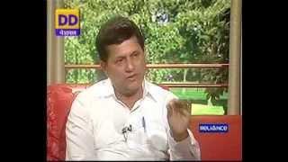 Repeat youtube video Achyuta Samanta, Founder, KIIT & KISS on DD National (Dec 5, 2013)
