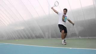 Yonex EZone DR 100 and EZone DR Lite Tennis Racket Review   Stringers
