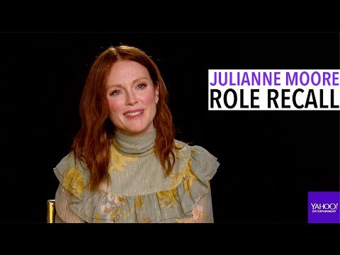 Julianne Moore on her famous roles in &39;Boogie Nights&39; The Big Lebowski&39; and more