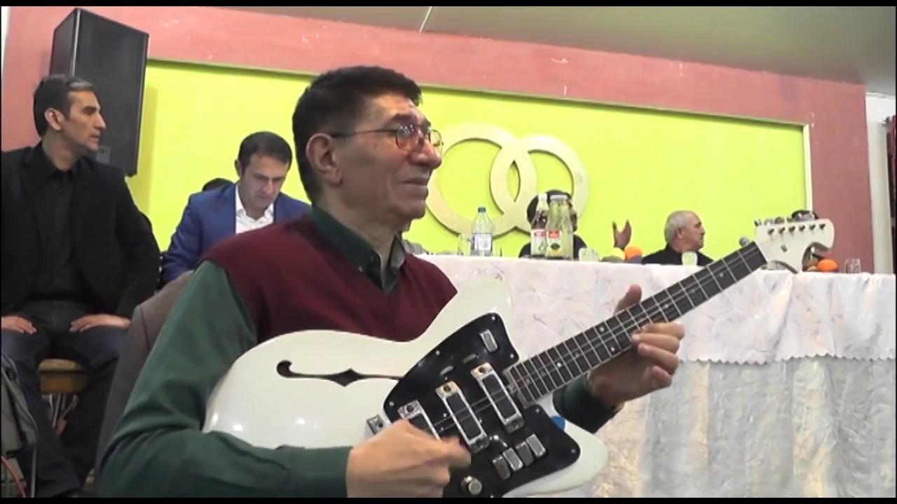 Ixtiyar Qedirov - Her şeyini özledim (Gitara)