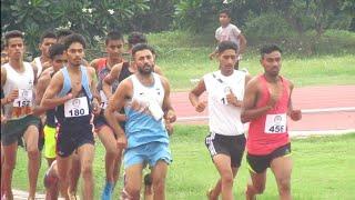 1500m Boys (U-18) Final   5th Haryana State Open Junior Athletic Championship 2019
